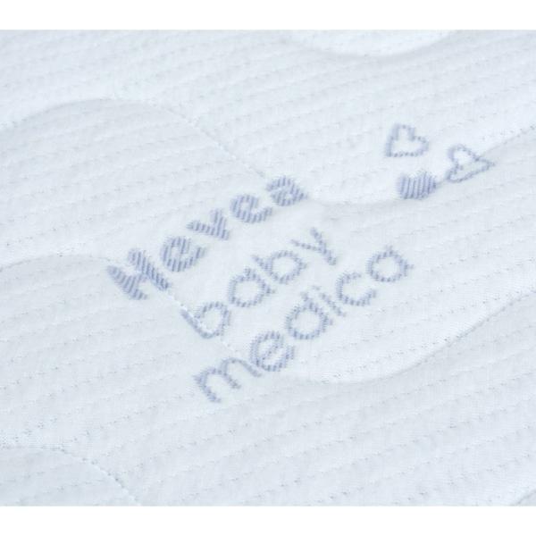 MDS2 600x600 - Materac lateksowy Hevea Junior (Medica Szara)