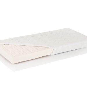 Materac lateksowy dla dzieci Hevea Baby (Aloe Vera)