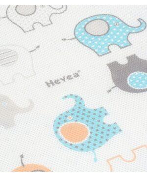 Materac piankowy Hevea Happy Baby 2 300x360 - Materac piankowy dla niemowląt Happy Baby