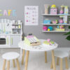 Stolik z krzesełkami dla dzieci