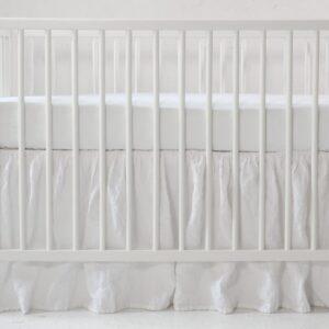 P3280451 kopia 550x550 300x300 - Lniana falbanka do łóżeczka pure white
