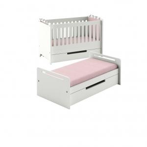 łóżeczko tapczanik simple