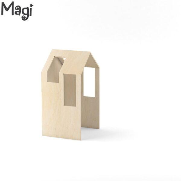domek do tapcznika magi