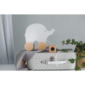 drewniany slon do ciagniecia 300x300 - Drewniany słoń do ciągnięcia