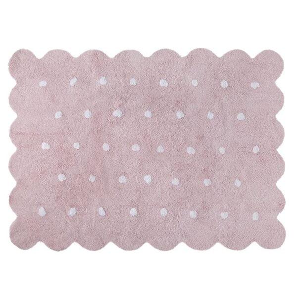Dywan Galetta Rose różowy dywan lorena canals
