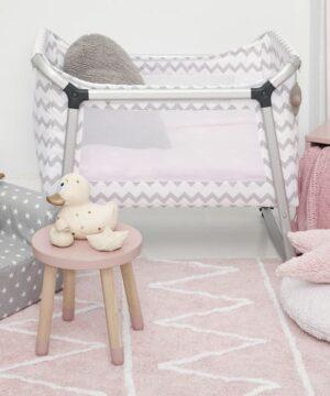 hippysrose4 300x360 - Dywan Hippy Soft Pink
