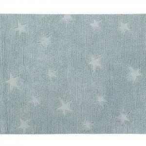 hippystarsblue1 300x300 - Dywan Hippy Stars Aqua Blue