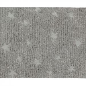 hippystarsgrey 300x300 - Dywan dziecięcy Hippy Stars Grey
