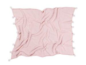 kocbubblypink1 300x227 - Kocyk dziecięcy Bubbly Soft Pink