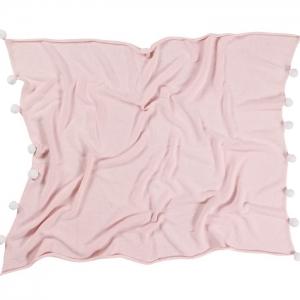 kocbubblypink1 300x300 - Kocyk dziecięcy Bubbly Soft Pink