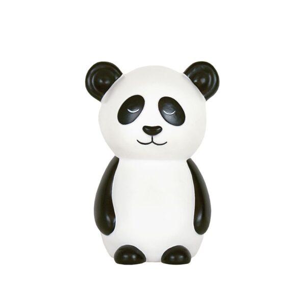 Lampka dziecięca miś panda