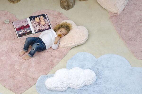 puffylove3 600x400 - Dywan dla dzieci serce Puffy Love