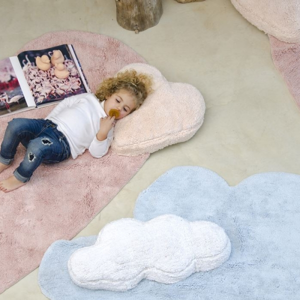 puffylove3 600x600 - Dywan dziecięcy chmurka Puffy Dream