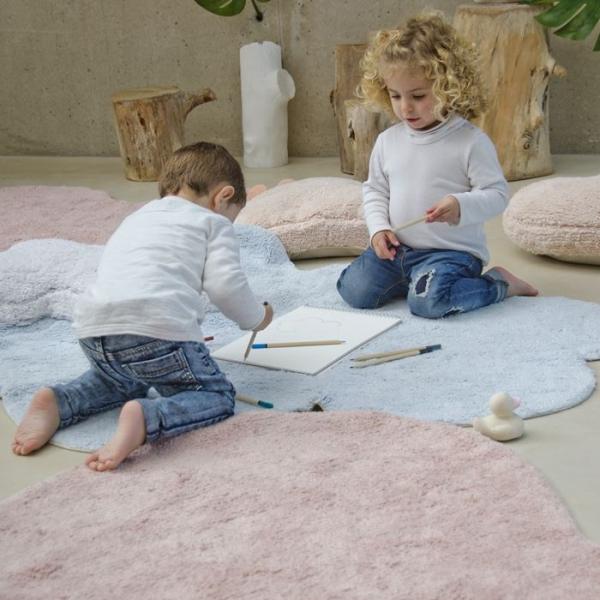 puffylove4 600x600 - Dywan dziecięcy chmurka Puffy Dream