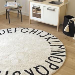 roundabc1 300x300 - Dywan okrągły ABC Natural