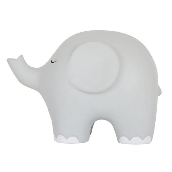 x6100 nattlampa elefant 600x600 - Lampka nocna szary słoń