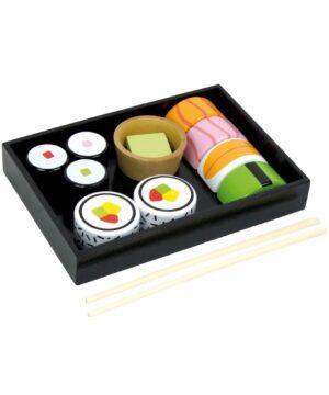 drewniane sushi1 300x360 - Drewniane sushi zabawka