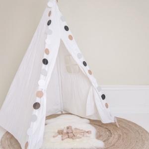 miljo bild natur tipe tent 300x300 - Girlanda urodzinowa kropki 360 cm