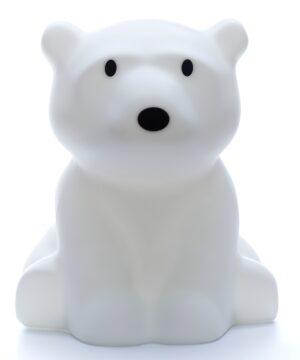 Lampka niedźwiedź polarny mr maria nanuk