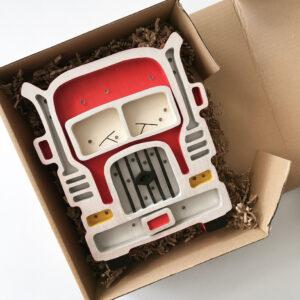 Lampa dla dzieci ciężarówka