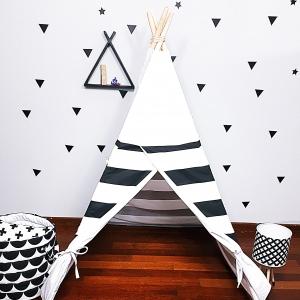 Namiot tipi teepee do pokoju dziecka