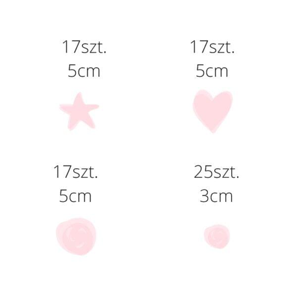 3 max 53 600x600 - Naklejki na ścianę pastelowe kształty