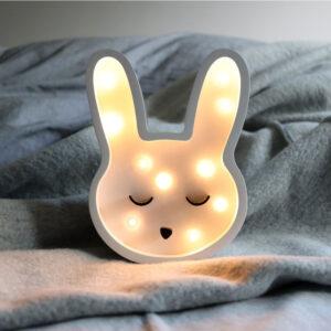 Lampa dla dzieci króliczek