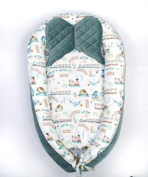 Gniazdko niemowlęce