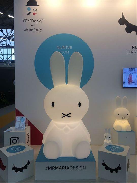 Miffy Icon 4 - Lampa Miffy Icon Mr Maria
