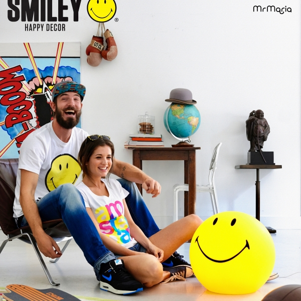 Lampa Smiley Mr Maria