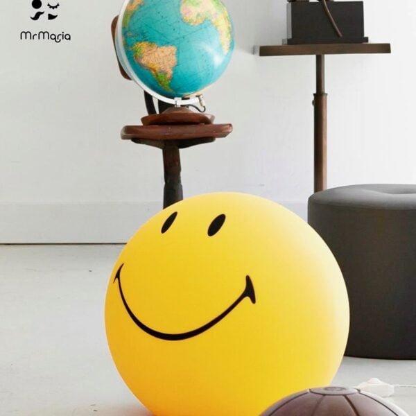 Smiley happy decor8d Copy 600x600 - Lampa Smiley Mr Maria
