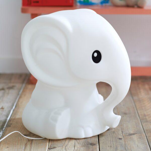 anana1 600x600 - Lampa dla dzieci słonik