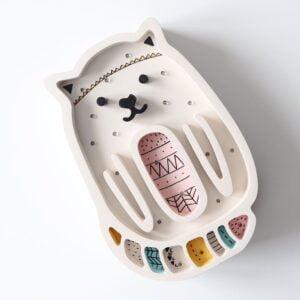 Lampka dekoracyjna kotek