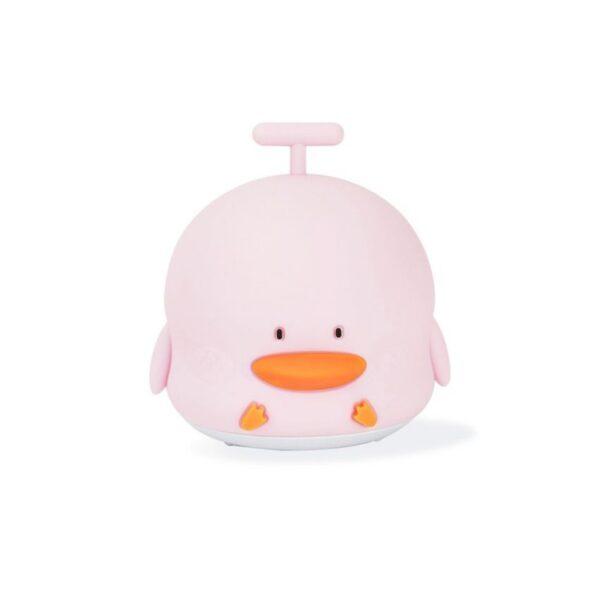 Lampka Led różowa kaczuszka