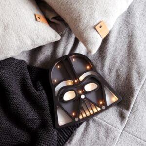 lord vader2 300x300 - Lampa dla dzieci Lord Vader