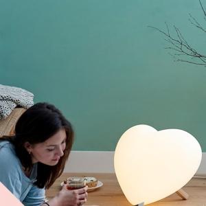 mr maria   lia heart lamp 003 2 300x300 - Lampa w kształcie serca Lia Mr Maria