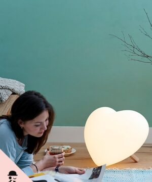 mr maria   lia heart lamp 003 2 300x360 - Lampa Lia Mr Maria