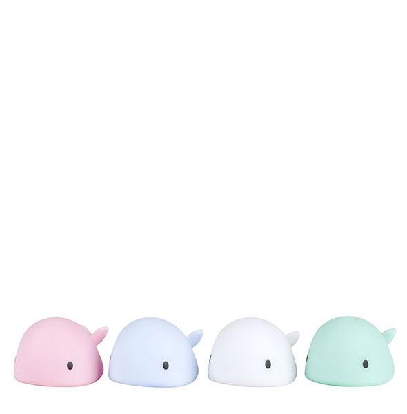 Lampka Led wieloryb Moby mini