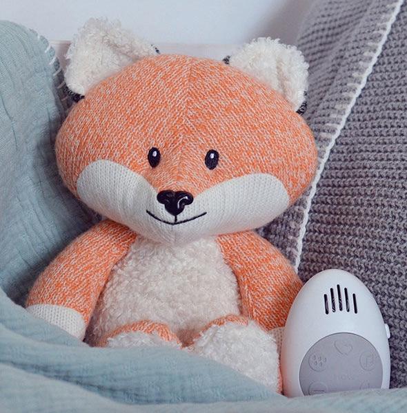 pol pl Flow Amsterdam Uspokajajacy Lisek Robin the Fox Pomaranczowy 1081 8 1 590x600 - Uspokajający lisek Robin the Fox