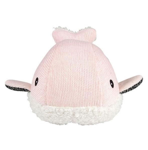 Uspokajający wieloryb dla niemowląt