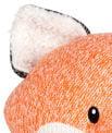 pol ps Flow Amsterdam Uspokajajacy Lisek Robin the Fox Pomaranczowy 1081 6 - Uspokajający lisek Robin the Fox
