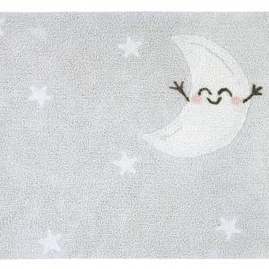Dywan happy moon, księżyc
