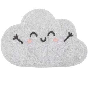 dywan dla dzieci w kształcie chmurki