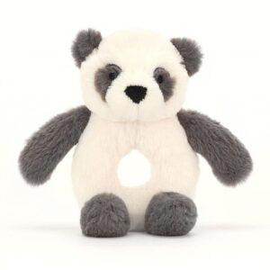 Grzechotka dla dzieci panda Harry 13 cm