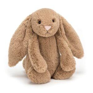 maskotka królik herbaciany