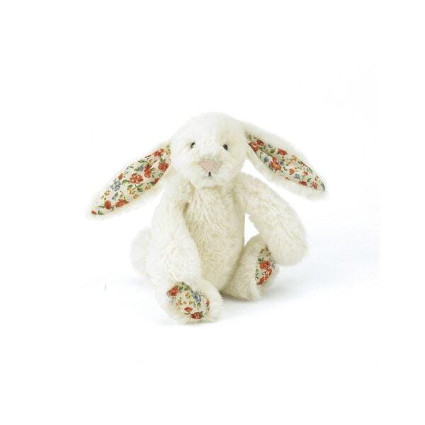 maskotka dla dzieci mały króliczek kremowy jellycat