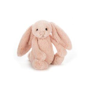 maskotka przytulanka dla dzieci króliczek pudrowy róż jellycat