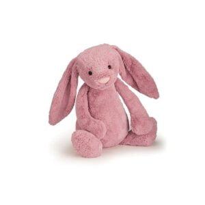 maskotka duży królik różowy