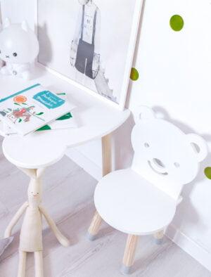 Stoliczek dla dzieci miś