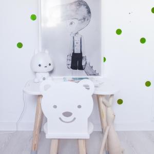 Krzesełko dla dzieci misiu